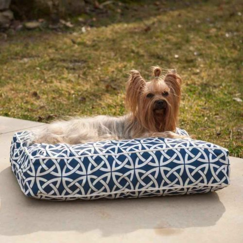 Pool and Patio Rectangular Dog Beds