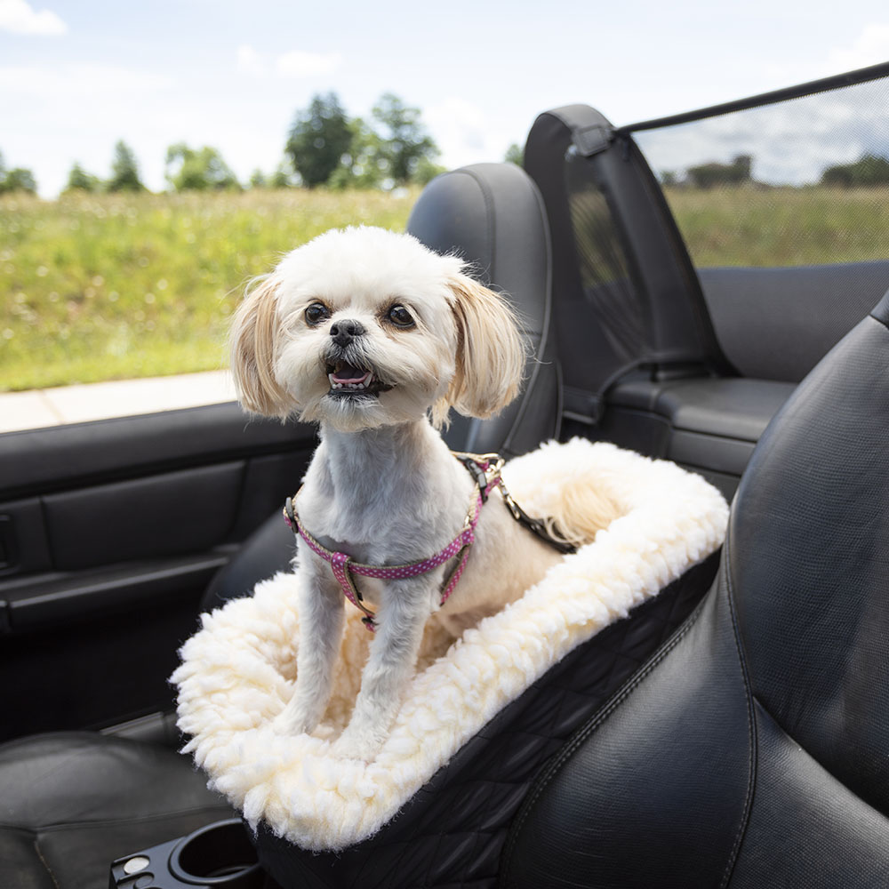 Snoozer Console Dog Car Seat