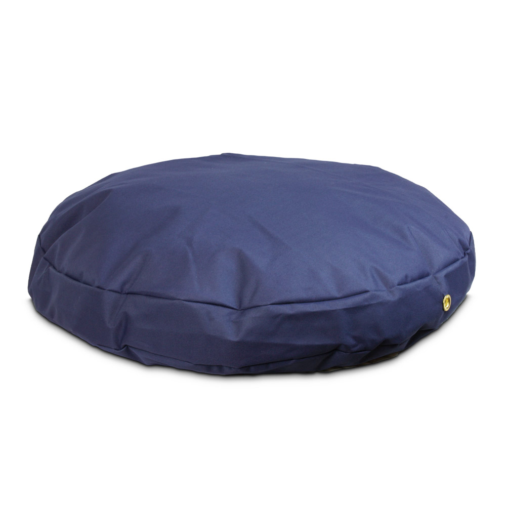 Outdoor Waterproof Round Dog Bed