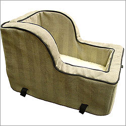 Replacement Cover - Luxury High-Back Console Dog Car Seat