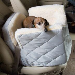 Replacement Cover - Snoozer Lookout I Dog Car Seat