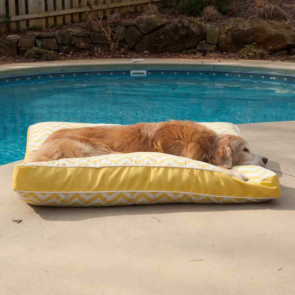 Replacement Cover - Snoozer Pool & Patio Dog Bed | Indoor
