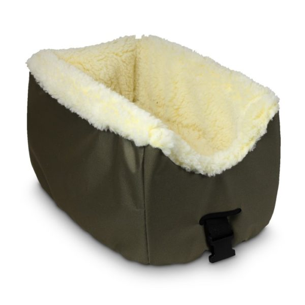 Snoozer Dog Golf Cart Seat – Hazelnut