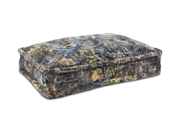 Pillow Top Dog Bed- Untamed Collection