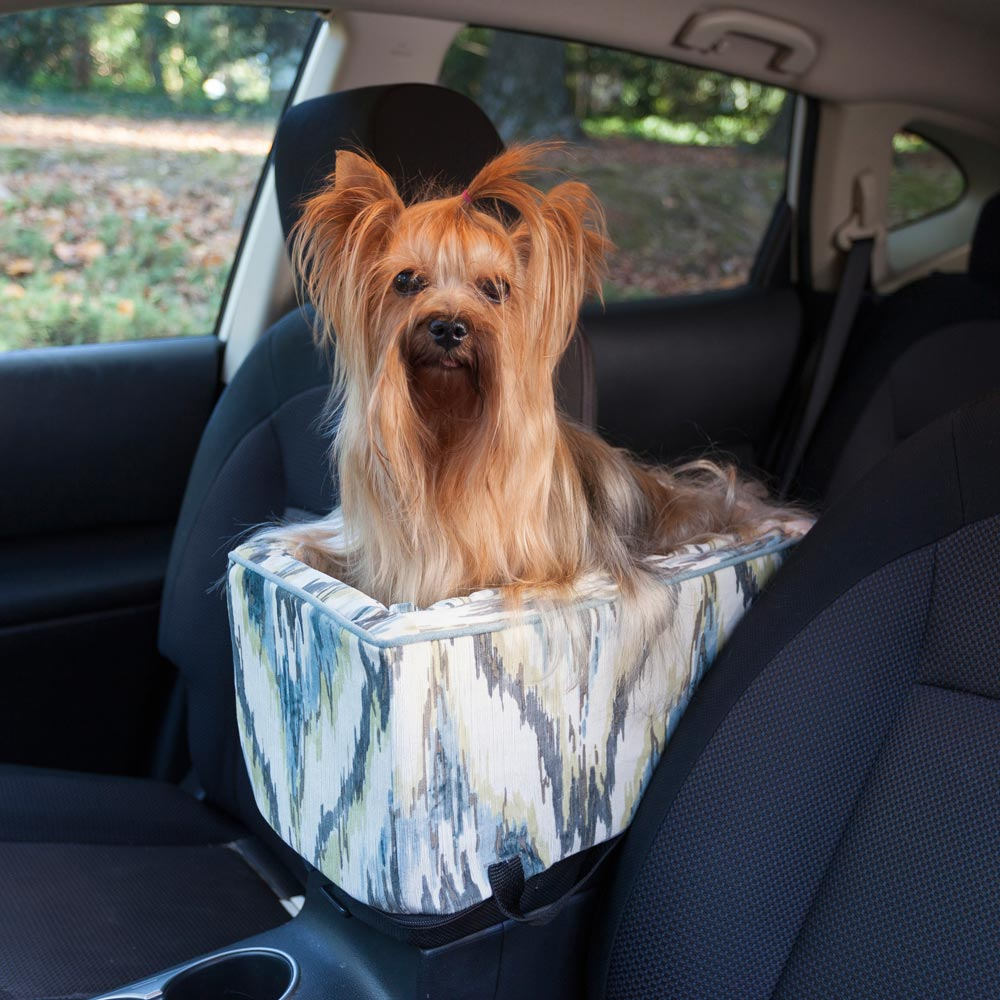 Luxury Console Dog Car Seat - Show Dog Collection