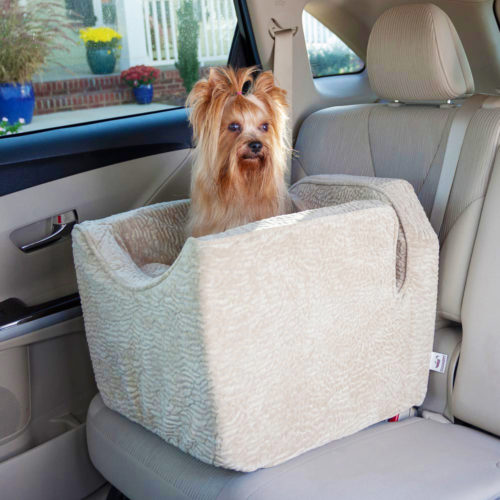 Snoozer Pet Products Show Dog Lookout I Dog Car Seat