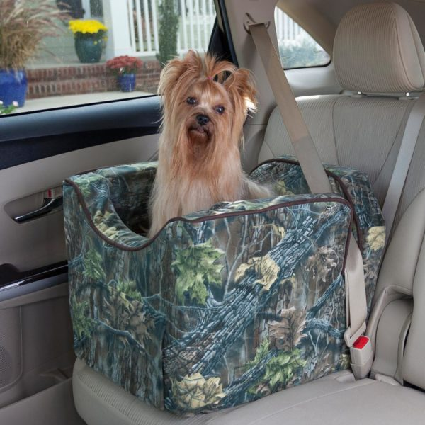 Replacement Cover – Luxury Lookout II Dog Car Seat – Untamed Collection