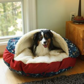 Replacement Cover - Luxury Cozy Cave™ Dog Bed - Wag Collection