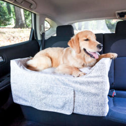 large-luxury-lookout-ii-dog-car-seat-snoozer-pet-products-show-dog-collection