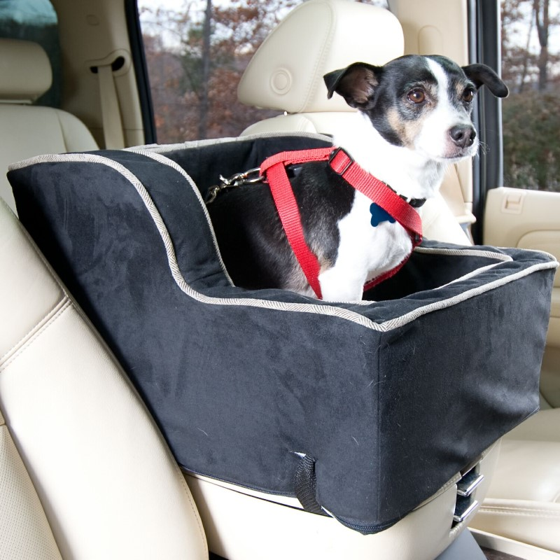 Luxury High-Back Console Dog Car Seat-clearance
