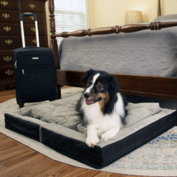 Snoozer Travel Mate Luxury Dog Bed