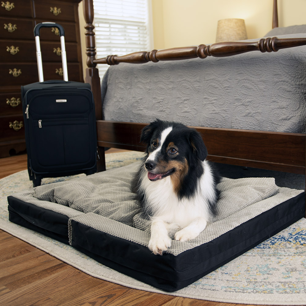 Travel Dog Bed >> Travel Mate Luxury Bed