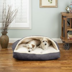 Snoozer Cozy Cave® Rectangle Pet Bed