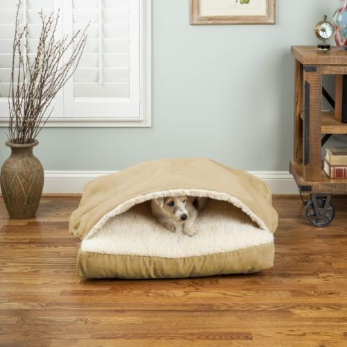 Snoozer Cozy Cave® Square Pet Bed
