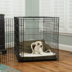 Snoozer Cozy Cave® Crate Pet Bed with Forgiveness Foam