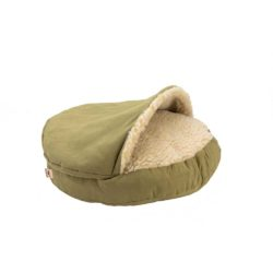 Luxury Cozy Cave® Dog Bed - Lime
